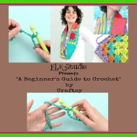 "ELK Studio Presents ""A Beginner's Guide to Crocheting"" by Craftsy"