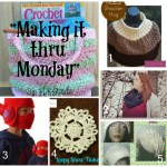"""Making it thru Monday"" Crochet Review #80"