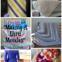 """Making it thru Monday"" Crochet Review #86"