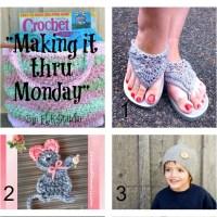 """Making it thru Monday"" Crochet Review #88"