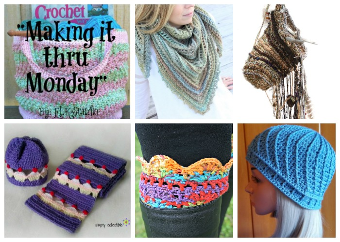 Making it thru Monday Crochet Review #110