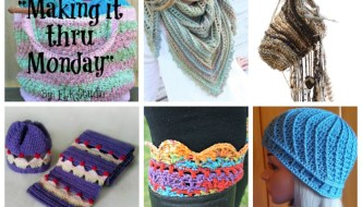Making it thru Monday Crochet Review #110