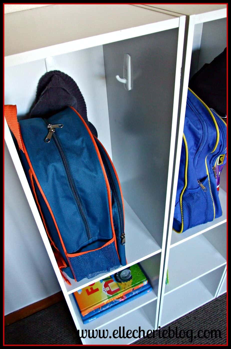 My Kids Use The Top Larger Cubby For Bags Jackets And Hats The 2nd Cubby  Down