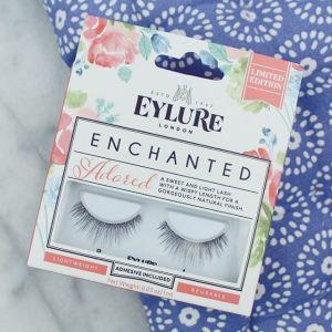 Eylure lashes from the Enchanted collection! lashes lashextensions eylure eylurelasheshellip