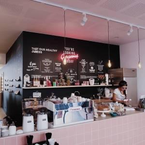 Vrijdag was ik aanwezig op de opening van cafebeautebe inhellip