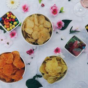 Having a lovely day with daintyribbonsblog marykejane stefaniaca party chipshellip