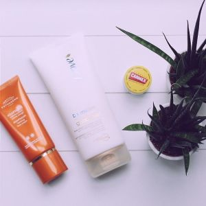 Some of my summer essentials dove carmex institutesthederm bodylotion lipbalmhellip