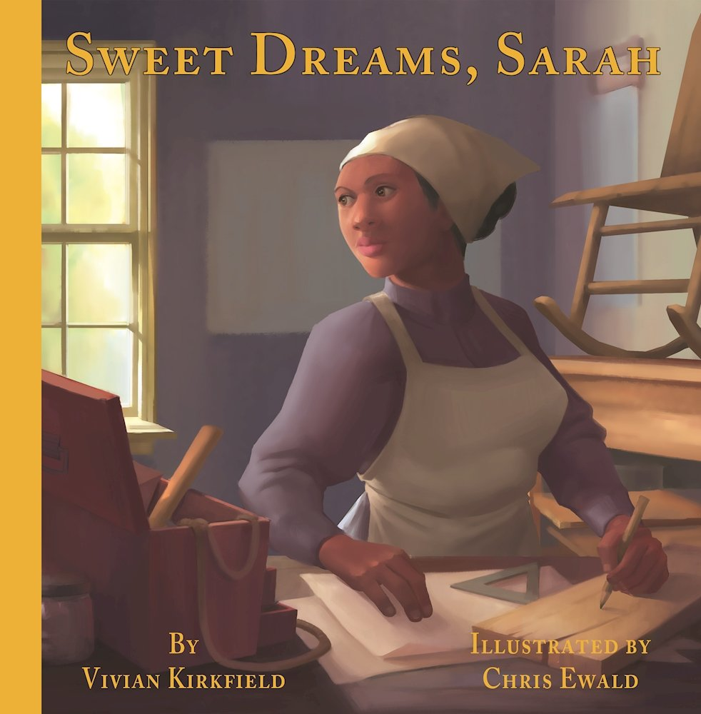 Vivian Kirkfield and SWEET DREAMS, SARAH