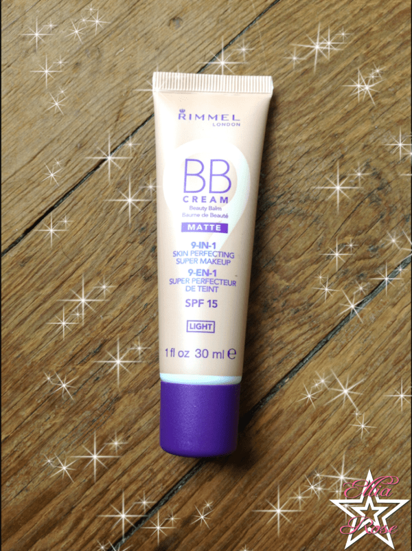 BB Cream Rimmel 1