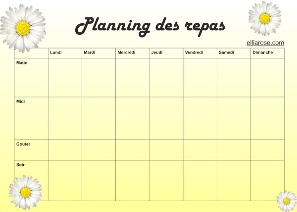 Planning Fleur Ellia Rose 4