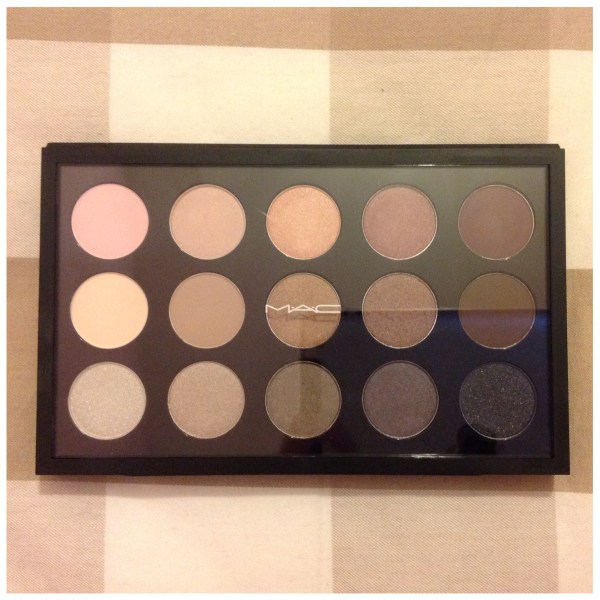 Pro palette Cool neutral MAC (4)