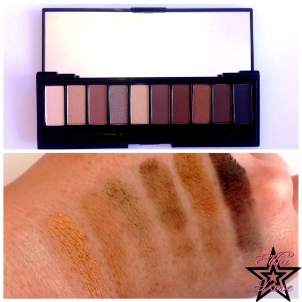 Palettes L'oréal Nude (5)