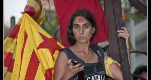 el problema cataán cataluña estelada independencia