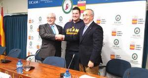 David Cal, José Luis Mendoza y Alejandro Blanco 2