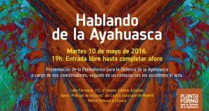 Hablando de la ayahuasca