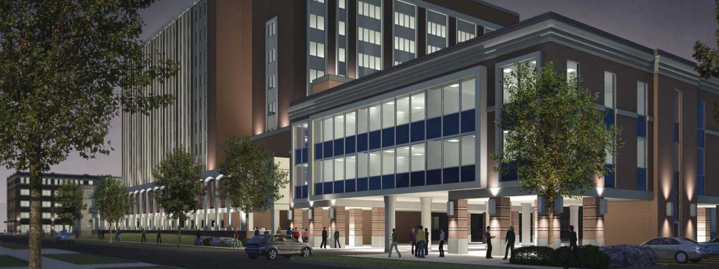 Ellicott Development Elmwood Center