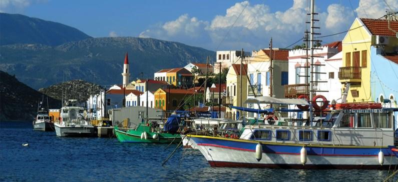 Η ανατολική άκρη της Ελλάδας