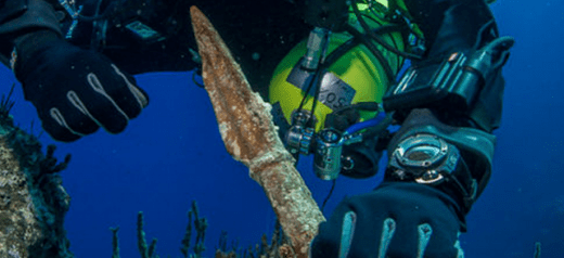 Over 50 new findings in the Antikythera Shipwreck