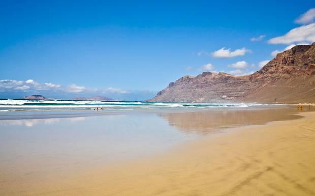 Playa de Famara, Lanzarote