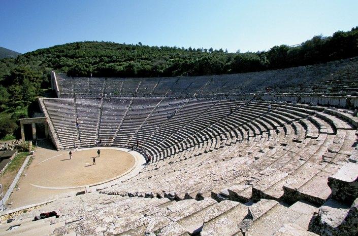 epidaurus-theater