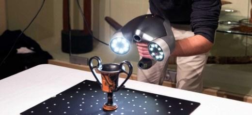 Η 3D εκτύπωση ξαναζωντανεύει την αρχαιοελληνική τέχνη