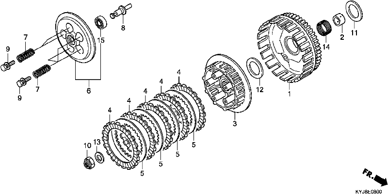 2001 yamaha blaster engine diagram