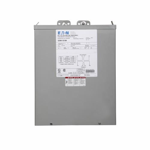 S20N11S15N Eaton 15KVA 1PH 480/240 Dry Type Transformer