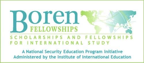 Boren logo