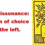 Cognitive dissonance and the political Left