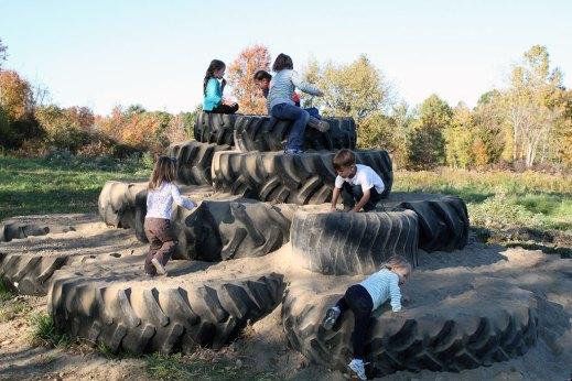 Tire Mountain