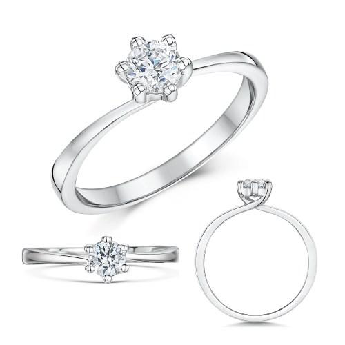 Amazing G Half Carat Diamond Solitaire Engagement Ring G Half Carat Diamond Solitaire Engagement Ring Half Carat Diamond On Finger Half Carat Diamond Necklace