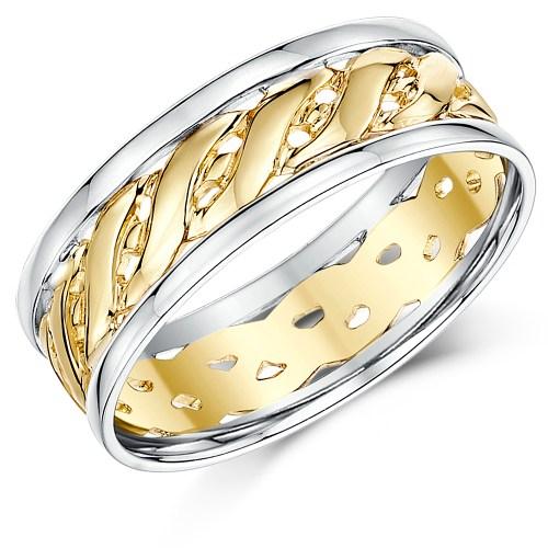 Medium Crop Of Celtic Wedding Rings