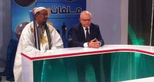 السحمراني يستقبل في نواكشوط وفد سفارة فلسطين ويشترك في ندوتين إعلاميتين
