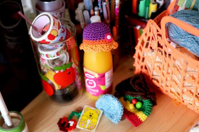Des bonnets à crocheter en été !