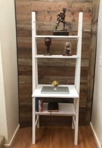 Modern Folding Ladder Desk  Elons