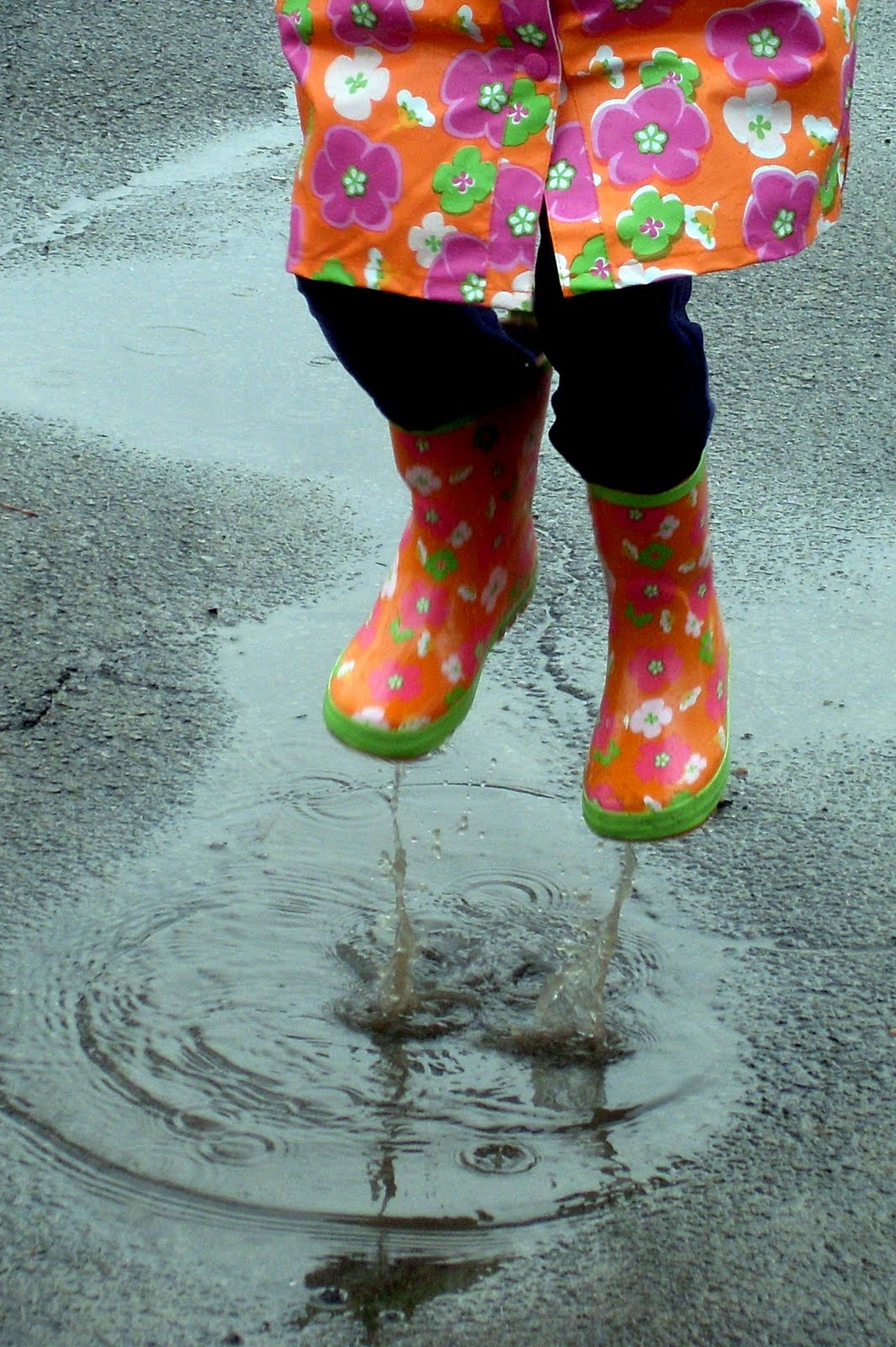 Get It Girl Wallpaper Puddle Jumping Elora Label Company Canada