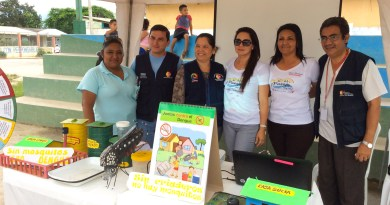 01 - STAND DE PREVENCION DENGUE