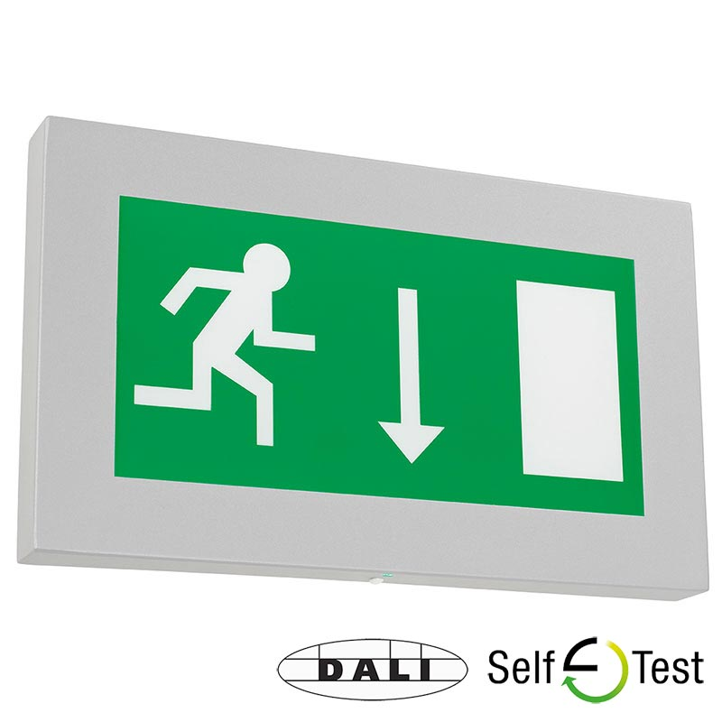 Maxim - Long-Life LED Exit Signs - Emergency Lighting Products Ltd