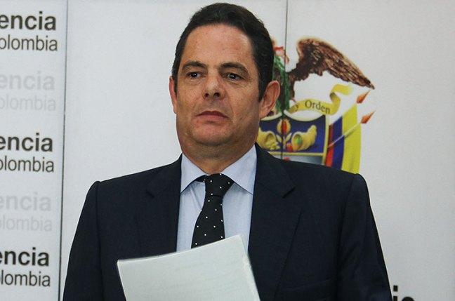 Resultado de imagen para vicepresidente de colombia