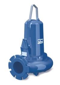ABS XFP Submersible Sewage Pumps at El Paso Phoenix Pumps