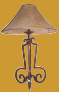 Western and southwest lamps