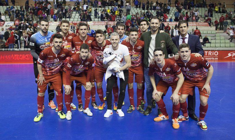 Galería| ElPozo Murcia FS 3-2 Palma Futsal (@Pascu Méndez)