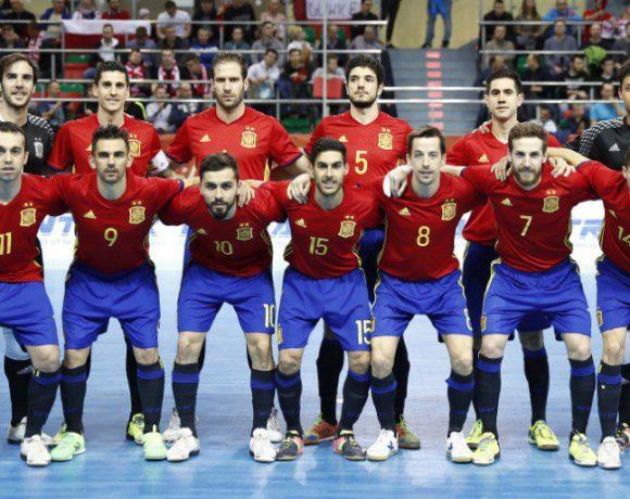 EUROCOPA 2018| España directa a la Fase Final y Croacia disputará los 'play off' en septiembre