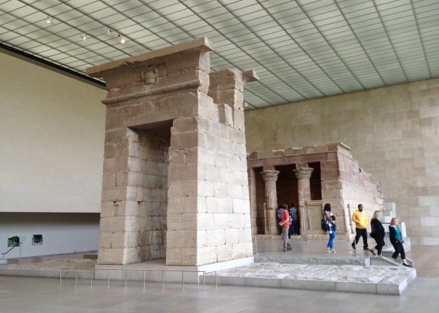 Templo de Dendur, en el ala Wing