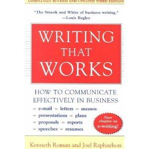Escribe y comunica de una manera efectiva