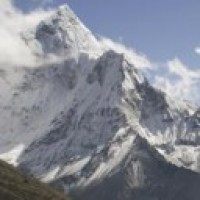 Decreasing amounts of snow in the Himalayas
