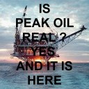Is Peak Oil real