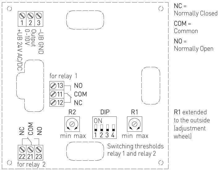 bs ledningsdiagram