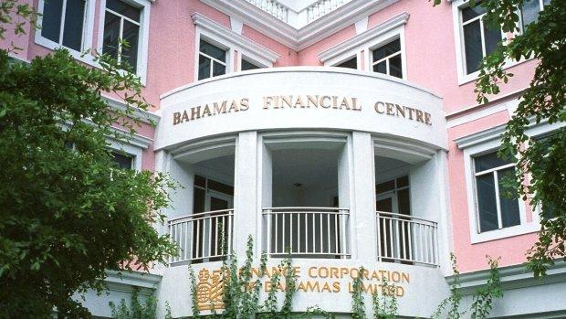 Las Bahamas, con apenas 400 mil pobladores, se ha vuelto un paraíso fiscal para empresarios de todo el mundo. Fotografía CBC News