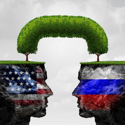 Is there a secret agreement between Trump and Putin regarding climate change?
